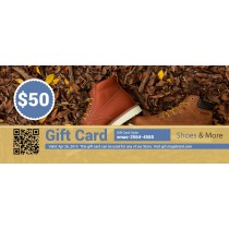 Shoes Store Gift card